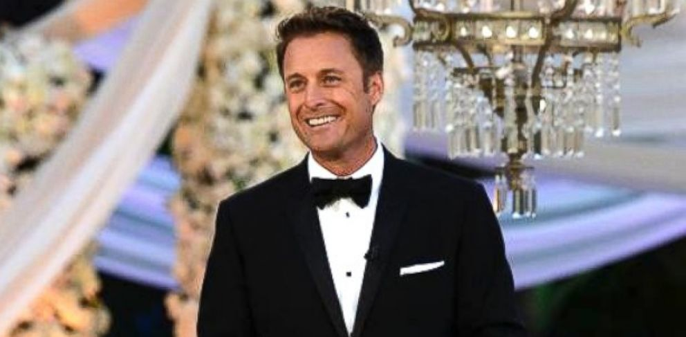 "PHOTO: Chris Harrison on ""The Bachelor,"" which aired Jan. 26, 2014."