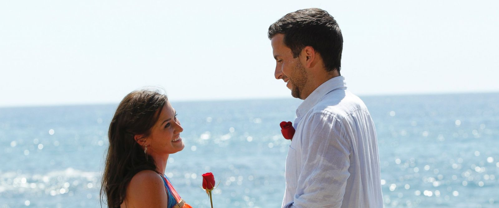 "PHOTO: Jade Roper and Tanner Tolbert on ""The Bachelor in Paradise."""