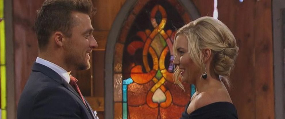 "PHOTO: Chris Soules proposed to Whitney Bischoff on the season finale of ""The Bachelor."""