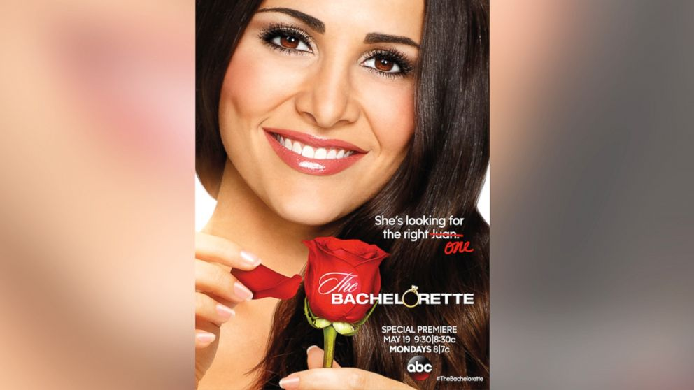 "PHOTO: Promotional poster for the new season of ""The Bachlorette,"" airing May 19, 2014."