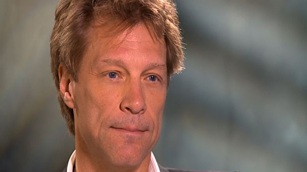 ABC bon jovi ml 130712 16x9 608 Jon Bon Jovi On Donating to Sandy and What Keeps Him Rocking