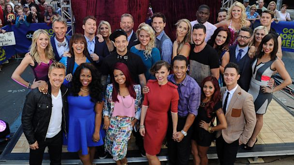 ABC cast dancing with the stars season 17 thg 130904 16x9 608 Dancing With the Stars Cast Will Miss Valerie Harper After Elimination
