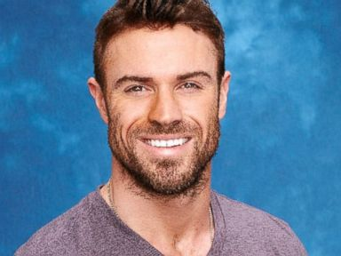 PHOTO: Chad competes on the 12th edition of The Bachelorette.