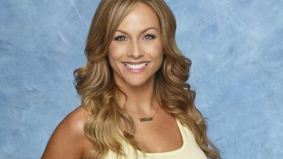 PHOTO: Clare, a contestant on the 2014 season of The Bachelor.