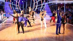 PHOTO: The cast of Dancing With the Stars.