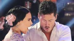 PHOTO: Rumer Willis and Val Chmerkovskiy perform on Dancing with the Stars.