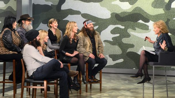 ABC duck dynasty family nt 131202 16x9 608 Just Announced: Barbara Walters Picks for Most Fascinating People of 2013