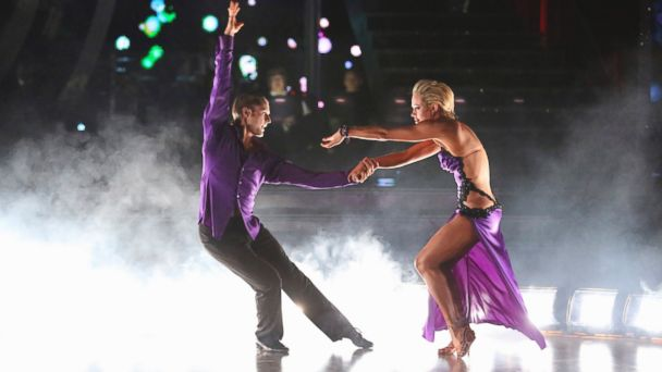 ABC dwts charlie white peta murgatroyd jtm 140408 16x9 608 Dancing With the Stars 2014: Pro Chelsie Hightower on Partner Switch Up