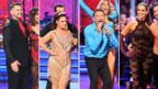 PHOTO: Jack Osbourne, Leah Remini, Bill Engvall and Elizabeth Berkley Lauren compete on season 17 of ABCs Dancing With the Stars.