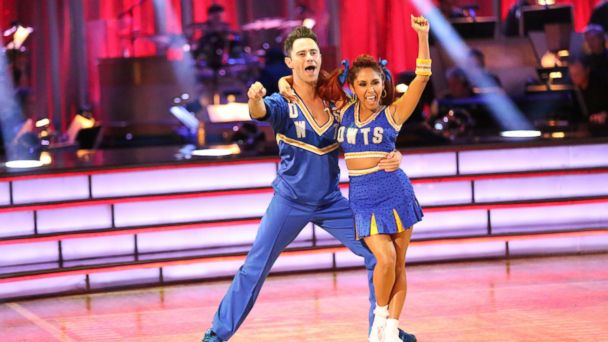 ABC dwts snooky 133532 3371 ful 16x9 608 Dancing With the Stars Week 6 (Live Updates)   The Live Blog