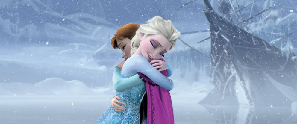 "PHOTO: Disneys Academy Award-winning ""Frozen,"" is the highest-grossing animated movie of all time."