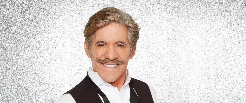 """PHOTO: Geraldo Rivera and the rest of the stars will grace the ballroom floor for the first time on live national television with their professional partners during the two-hour season premiere of """"Dancing with the Stars,"""" on Monday, March, 21, 2016."""