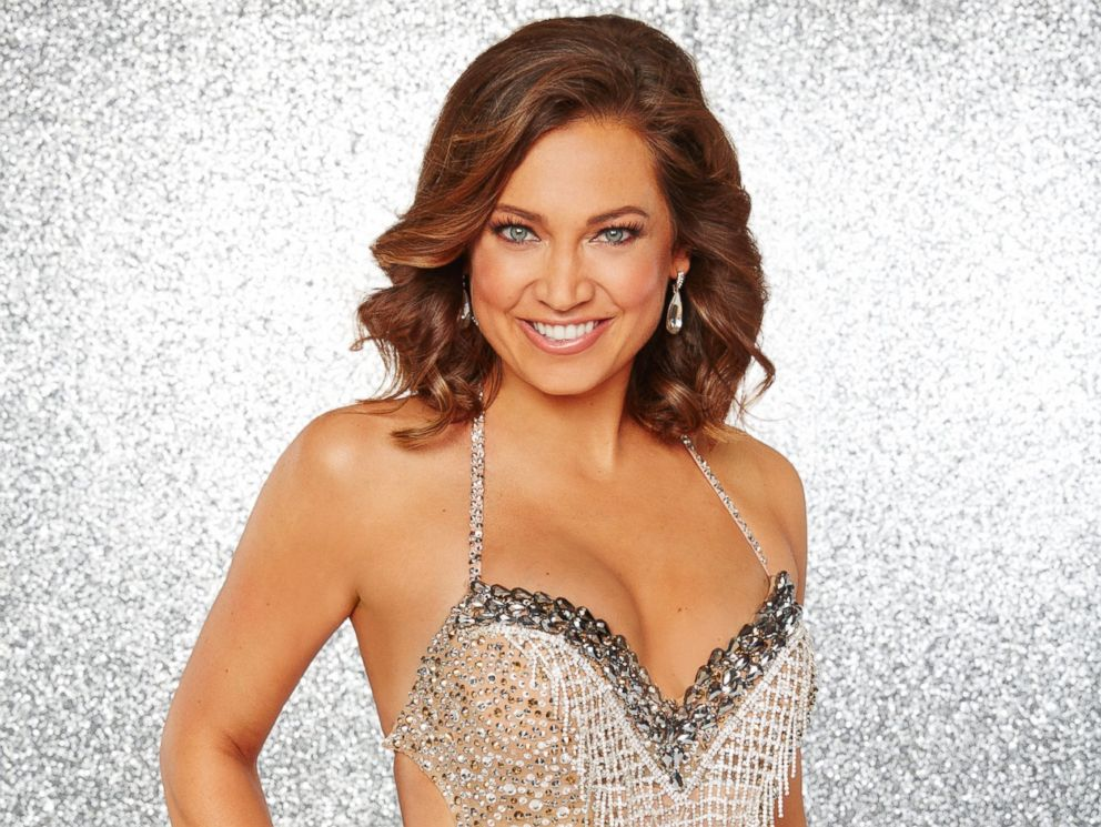 PHOTO: Ginger Zee and the rest of the stars will grace the ballroom floor for the first time on live national television with their professional partners during the two-hour season premiere of Dancing with the Stars, on Monday, March, 21, 2016.
