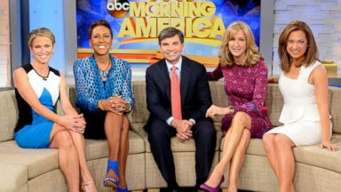 PHOTO: Watch Good Morning America every morning at 7 am ET.