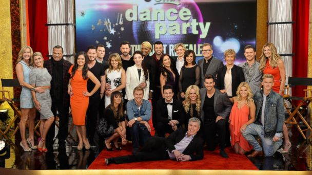 ABC gma dancing with stars sk 140304 16x9 608 Dancing With the Stars Season 18: Olympian Charlie White Tops in Week 1