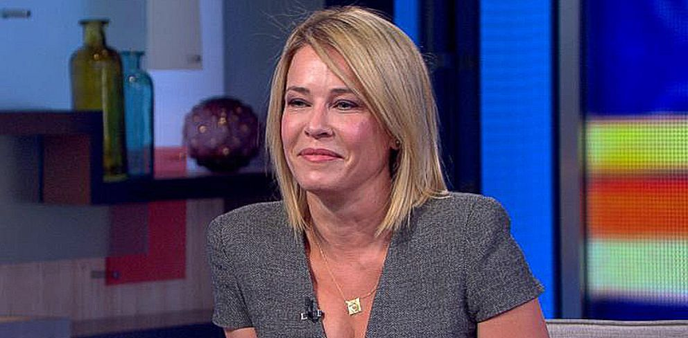 "PHOTO: Chelsea Handler appeared on ""Good Morning America"" on March 4, 2014."