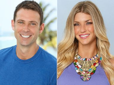 PHOTO: Graham Bunn and AshLee Frazier from Bachelor in Paradise.