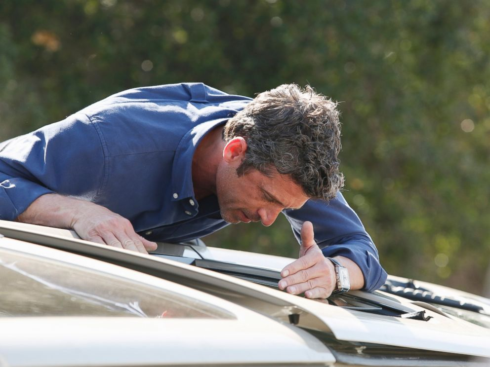 Grey S Anatomy Derek Car Accident