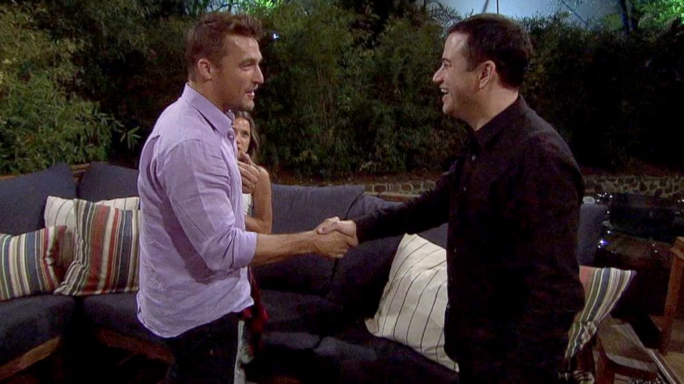 Watch Jimmy Kimmel Crash Chris Soules Date With Kaitlyn