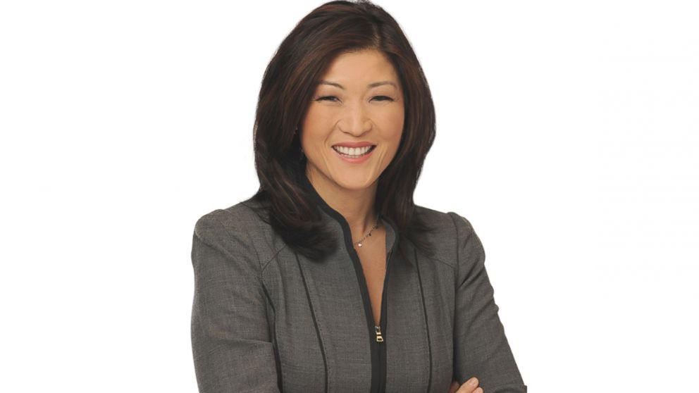 "PHOTO: ABCs Juju Chang is a co-anchor on ""Nightline"""