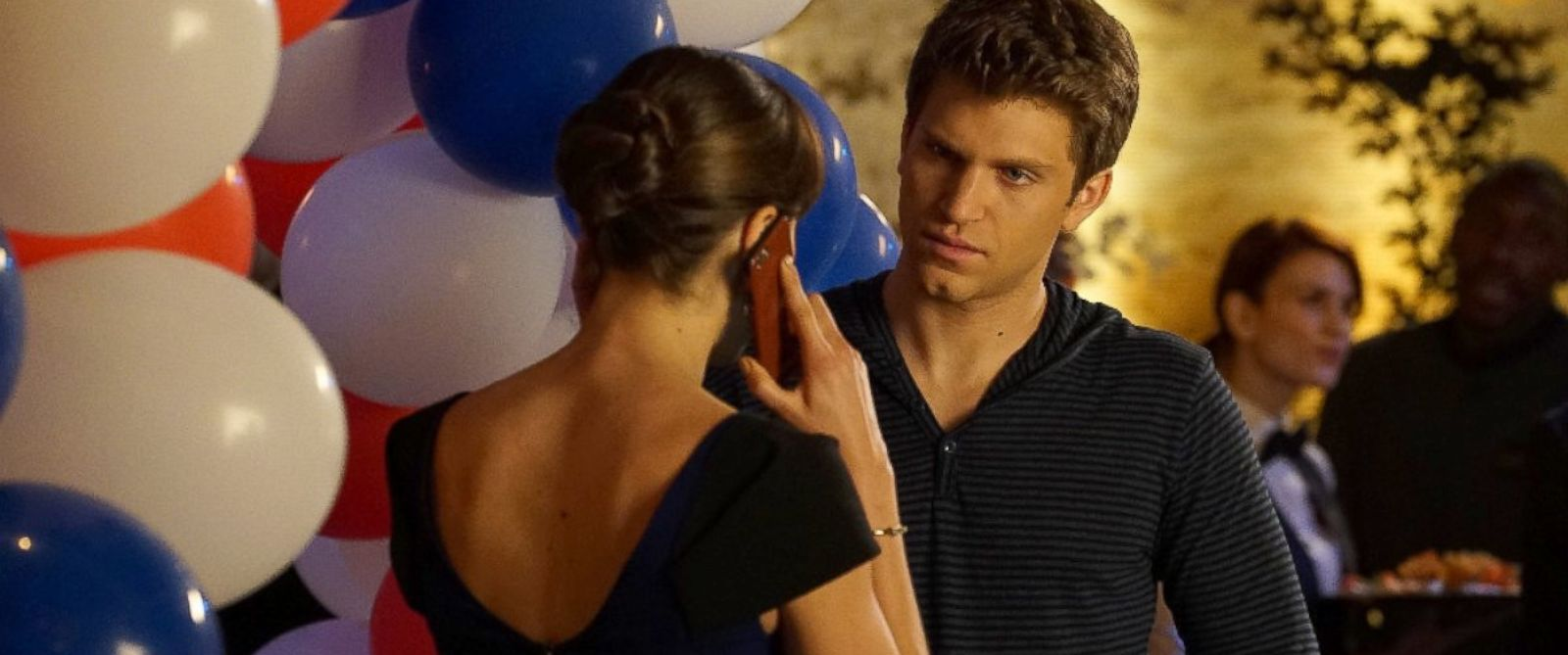 "PHOTO: Keegan Allen is seen in a scene from ""Pretty Little Liars."""