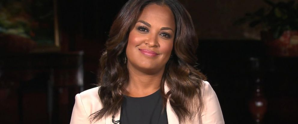 """PHOTO:Laila Ali, 38, remembered the life and legacy of her father, Muhammad Ali, today on """"Good Morning America."""""""