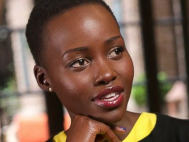 Lupita Nyong'o's Stirring Message: Dark Skin Is Beautiful