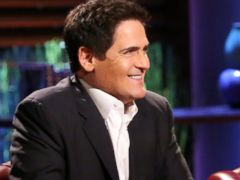PHOTO: Mark Cuban, on an episode of Shark Tank, Dec. 13, 2013.
