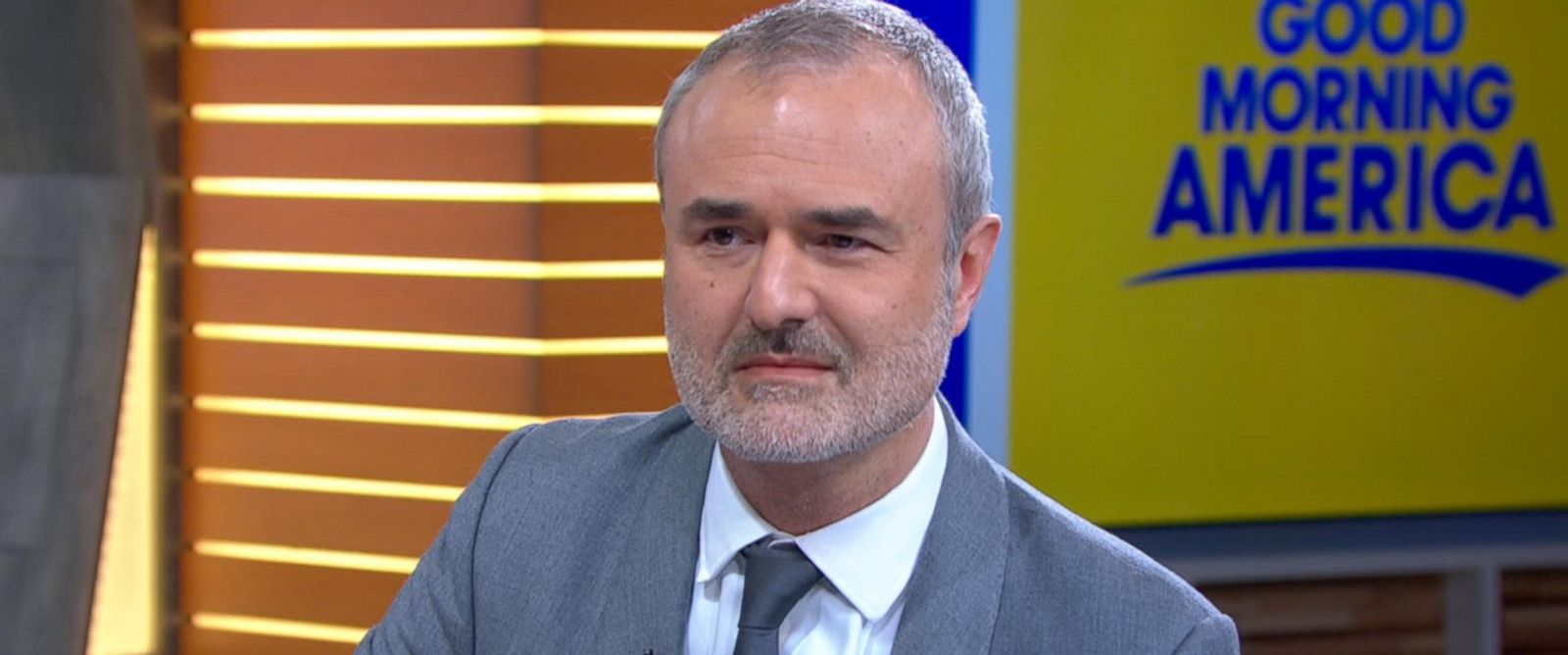 """PHOTO:Gawker founder Nick Denton responded to a $140 million verdict against the website in the Hulk Hogan trial today on """"Good Morning America."""""""