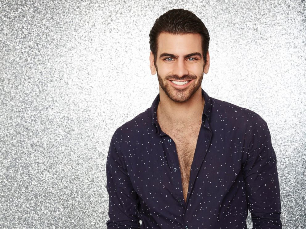 PHOTO: Nyle DiMarco and the rest of the stars will grace the ballroom floor for the first time on live national television with their professional partners during the two-hour season premiere of Dancing with the Stars, on Monday, March, 21, 2016.