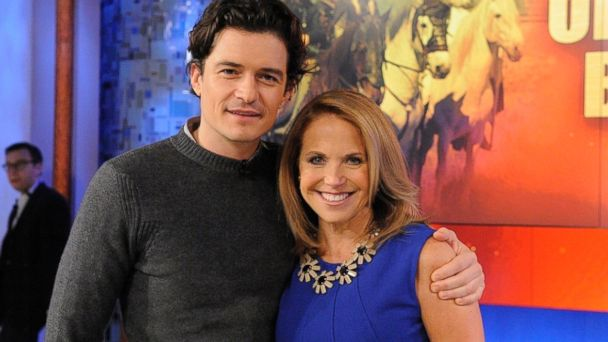 ABC orlando bloom katie couric sk 131101 16x9 608 Orlando Bloom and Miranda Kerr Still Love and Care About Each Other