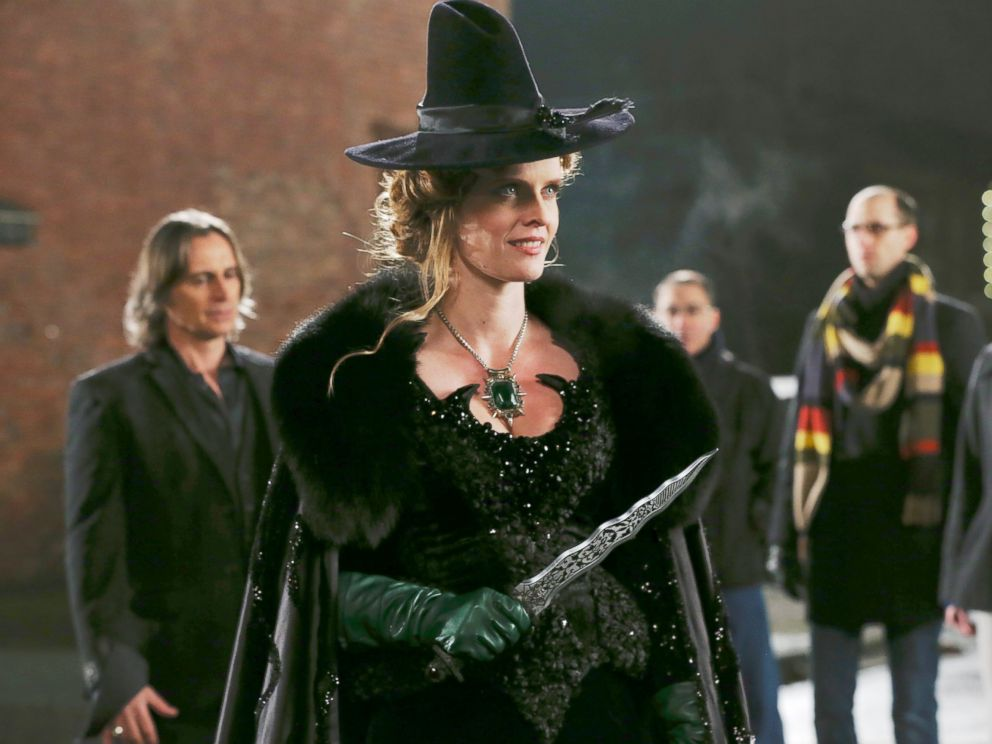 PHOTO: Rebecca Mader in a scene from Once Upon a Time.
