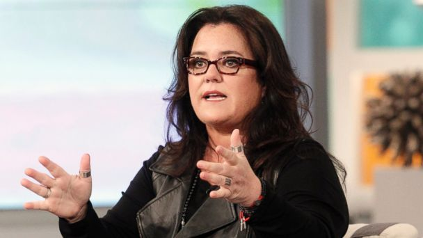 PHOTO: Rosie O'Donnell on