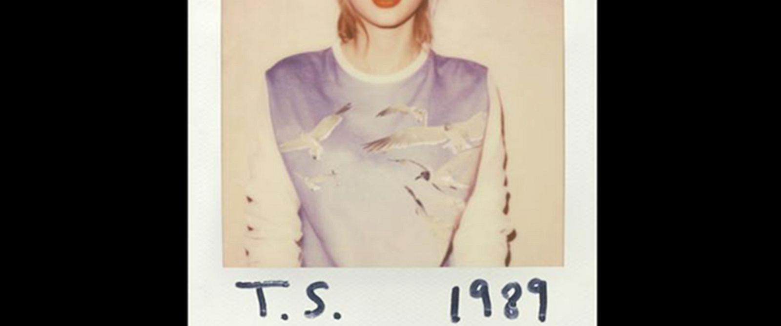 PHOTO: Taylor Swift new album 1989.