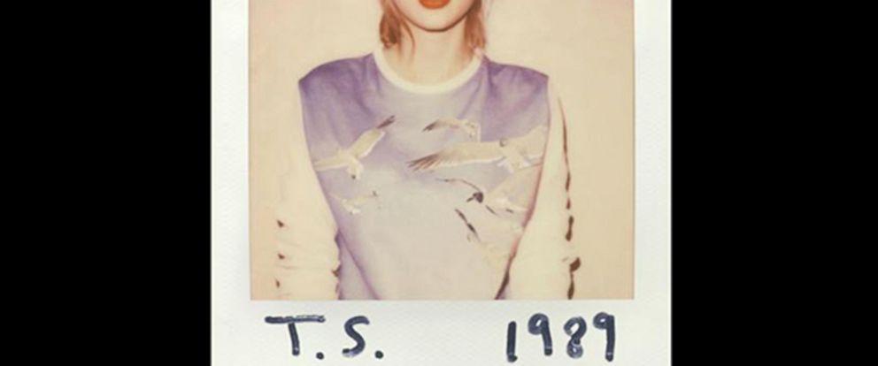 PHOTO: Taylor Swift new album 1989.