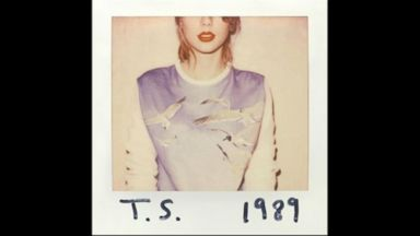 "PHOTO: Taylor Swift new album ""1989."""
