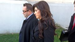 PHOTO: Joe and Teresa Giudice arrive at federal courthouse, Nov. 20, 2013, in New Jersey.