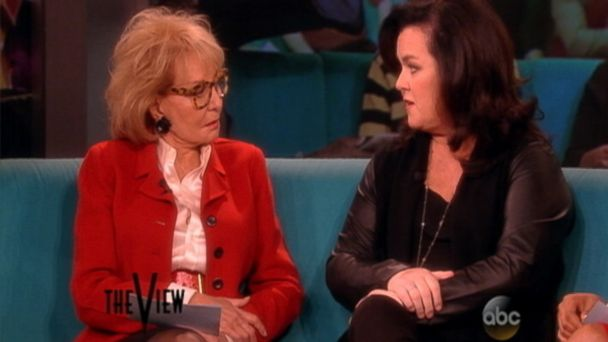 ABC the views kab 140207 16x9 608 Rosie ODonnell Defends Dylan Farrow on The View