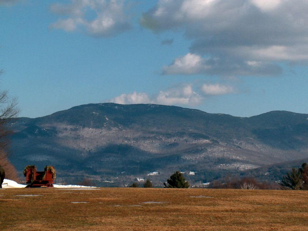 PHOTO: Johannes von Trapp said the Green Mountains of Vermont reminded his family of Austria.