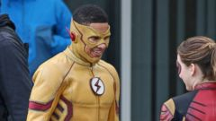 PHOTO: Go on the Set of The Flash