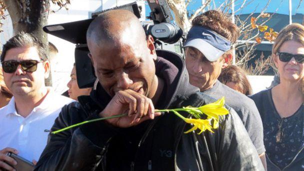 AKMGSI tyrese funeral tk 131202 16x9 608 Inside Tyrese Gibsons Emotional Visit to Paul Walkers Crash Site
