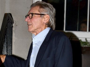 How Harrison Ford Is Coping With a Broken Leg