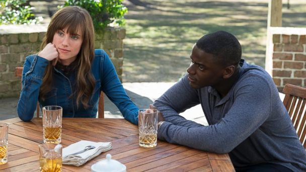 PHOTO: This image released by Universal Pictures shows Allison Williams, left, and Daniel Kaluuya in a scene from,