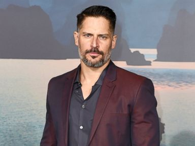 Joe Manganiello is dapper on the red carpet