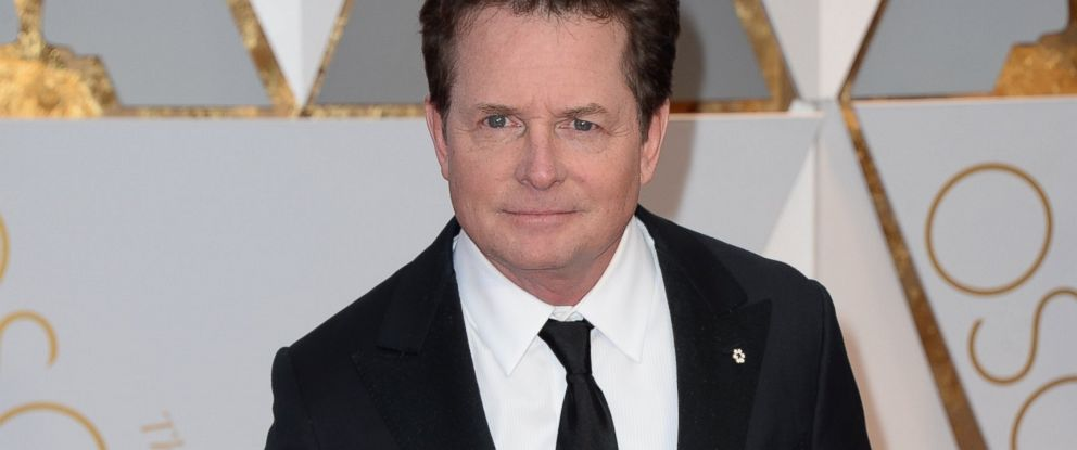 PHOTO: Michael J. Fox arriving for the 89th Academy Awards ceremony at the Dolby Theater in Los Angeles, Feb. 26, 2017.