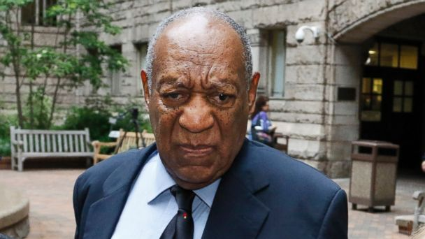PHOTO: Bill Cosby arrives for the third day of jury selection in his sexual assault case at the Allegheny County Courthouse, May 24, 2017, in Pittsburgh.