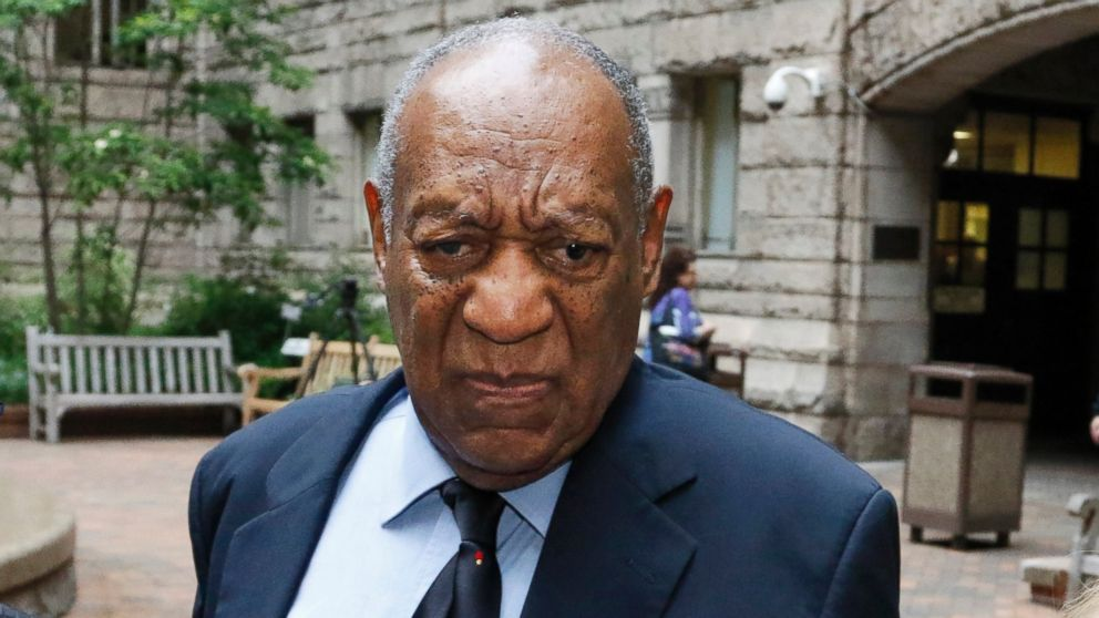 Former movie co-star accompanies Cosby to court