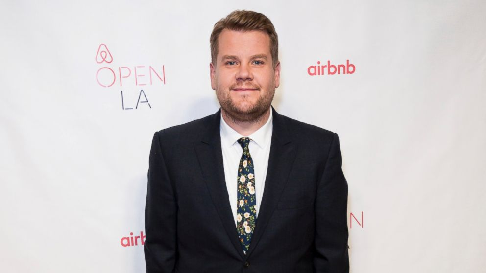 James Corden of the 'Late Late Show' to Host the Grammy Awards