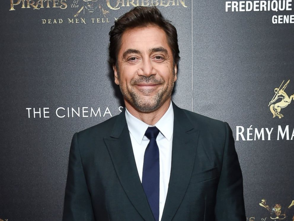 Javier Bardem opens up about his role in 'Pirates of the ... Javier Bardem