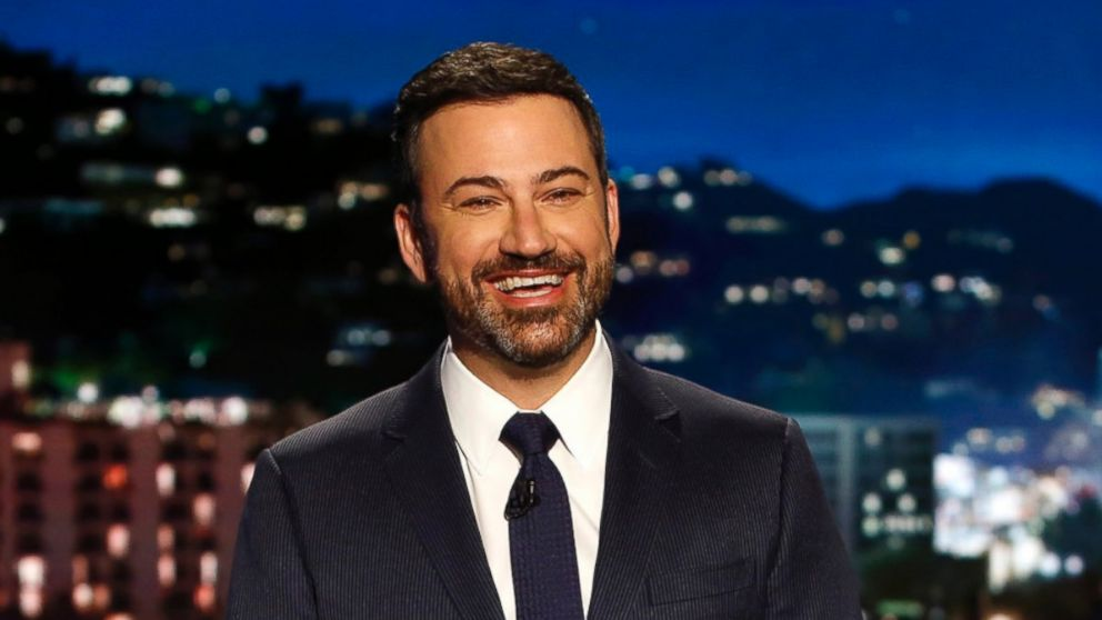 Jimmy Kimmel Emotionally Talks About Newborn Son's Emergency Heart Surgery